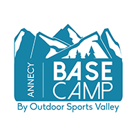 Logo Basecamp outdoor sport valley